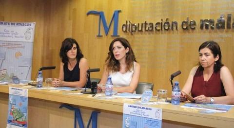 Málaga pone marcha campaña evitar vertido toallitas inodoro