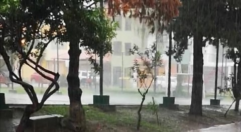 problema drenaje pluvial Arequipa, Perú