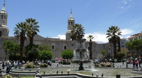 Perú organiza IV foro internacional cambio climático Arequipa