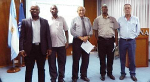 Argentina y Mozambique cooperan materia gestión recursos hídricos