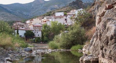 CHE adjudica encauzamiento y pavimentación calle Yasa Arnedillo ( Rioja)