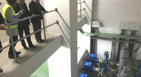 estación bombeo Sukarrieta conducirá noviembre aguas residuales Busturia