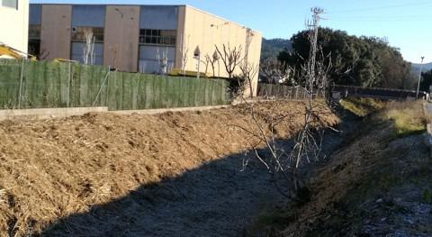 Mejorado tramo arroyo Ardenya paso Vilanova Vallès