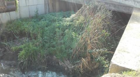 Se adecuan cerca 1.000 metros cauce arroyo Remença paso Cornellà Terri