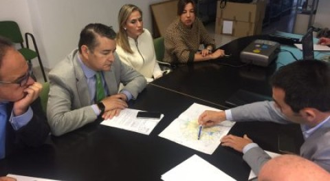 CHG constituye grupo trabajo distribuir aguas regeneradas Guadalquivir