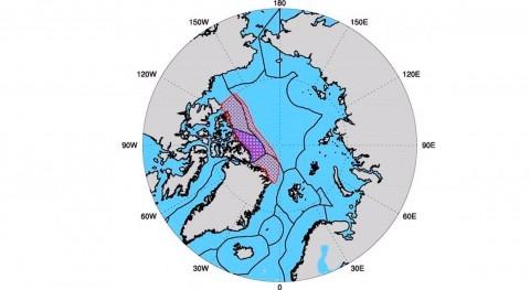 """nuevo estudio advierte que """"última zona hielo"""" Ártico no sobreviva al siglo"""