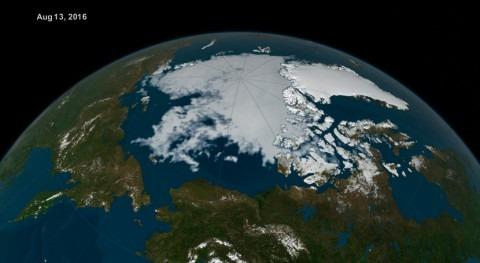 deshielo continuo es nueva normalidad Ártico