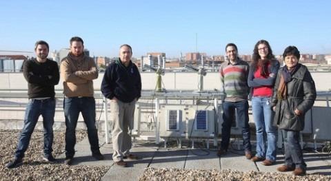 proyecto medirá partículas vinculadas al cambio climático Ártico y Antártida