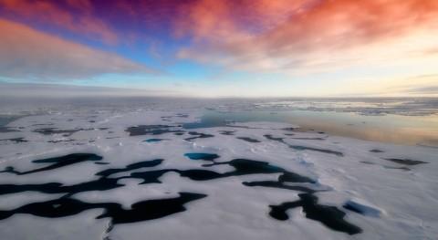 rápido calentamiento Ártico provoca entrada nuevo estado climático