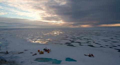investigación, hielo marino derretido Ártico puede no recuperarse