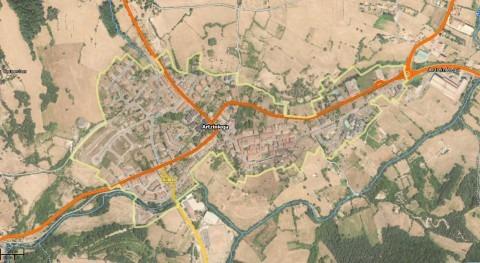 URA licita redacción proyecto mejora saneamiento Artziniega