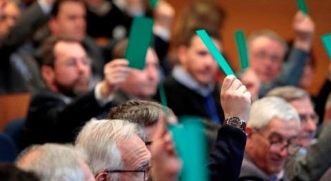 Éxito Asamblea General 2018 AQUA España, que renueva confianza Junta Directiva