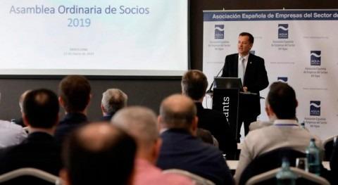 Gran consenso Asamblea Socios 2019
