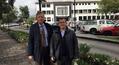 IIAMA asesora al centro investigación PROMAS Ecuador y estudia futuras sinergias
