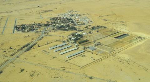rotura depósito provoca vertido 100.000 m3 residuos ácidos al río Ashalim