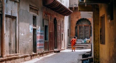 tercio chicas sur Asia no van escuela cuando tienen menstruación