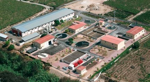 Adjudicado Cadagua servicio O&M Aspe (Alicante)