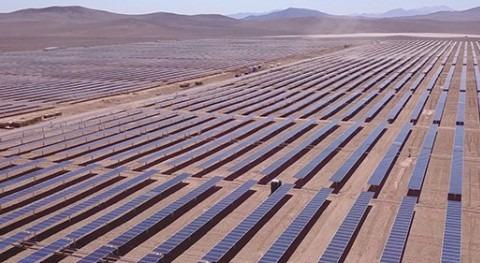 ACCIONA suministrará energía renovable desaladora Atacama