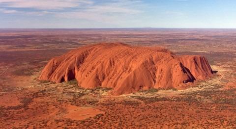 Uluru en Australia (Wikipedia/CC).