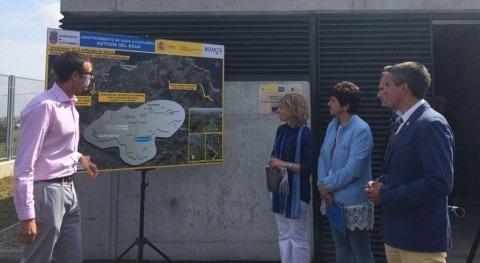 Concluyen obras conexión Autovía Agua Santa Cruz Bezana