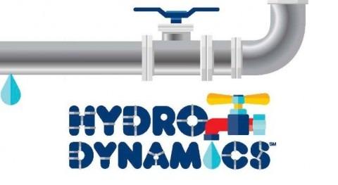 Hydro-Dynamics. agua llega Lego
