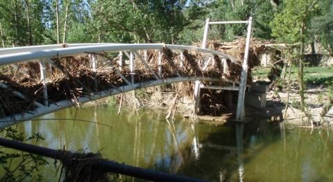 Licitado estudio soluciones protección inundaciones Alcañiz y Castelserás