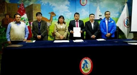 Perú informa gobiernos locales regulación saneamiento