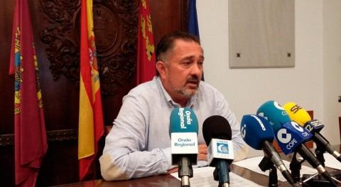 Lorca cede regantes pedanías altas 15.000 m3 agua sequía