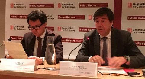 Agencia Catalana Agua explica ayudas custodia fluvial