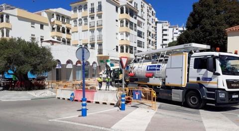 Ayuntamiento Estepona ejecutará obras redes agua 22,7 millones 2030