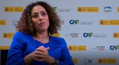 """Aziza Akhmouch: """"Nuestro papel es asesorar gobiernos implementación políticas"""""""