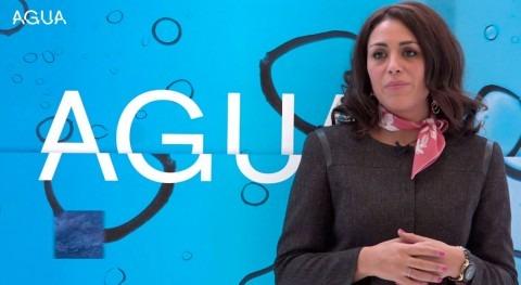 """Aziza Akhmouch: """" gestión agua es responsabilidad compartida"""""""