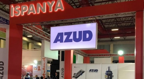 AZUD expondrá GROWTECH 2019 soluciones tecnológicas sector agrícola