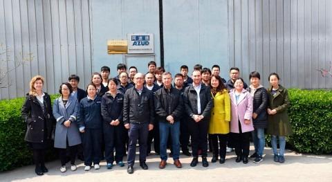AZUD fortalece compromiso mercado chino