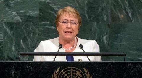Bachelet y NASA, premiados ONU impacto positivo medio ambiente