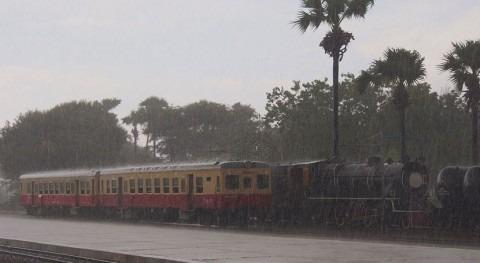 lluvias Birmania dejan al menos 12 muertos