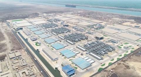 ACCIONA completa construcción EDAR Bahr Al Baqr (Egipto), más grande África