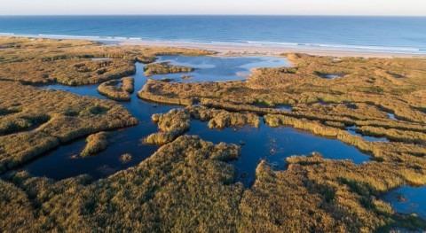 Francia añade humedal costero Bretaña Lista Humedales Importancia Internacional