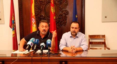 Lorca aprueba bajada recibo agua 5,23% media