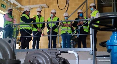 Andalucía solucionará problemas abastecimiento agua ciudadanos Andarax