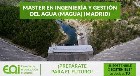Master Ingeniería y Gestión Agua