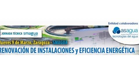 SMAGUA 2017 | ASAGUA participa Jornada Renovación Instalaciones y Eficiencia Energética