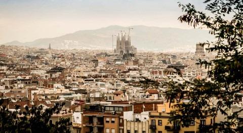 Experiencias sistemas urbanos drenaje sostenible Barcelona