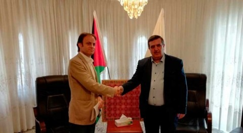 Barcelona coopera Palestina lograr suministro agua potable región
