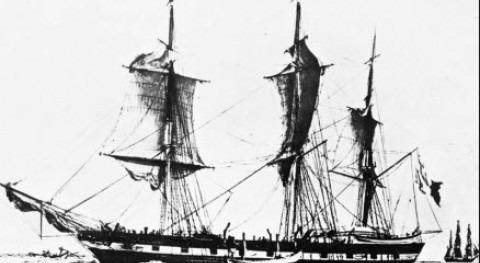 literatura y mar. XI. Edgar Allan Poe
