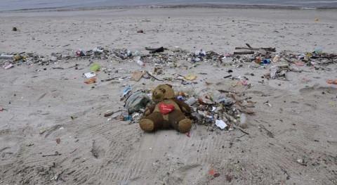 playas islas Mediterráneo triplican basura acumulada época estival
