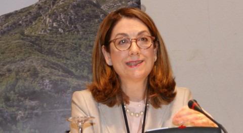 "Begoña Nieto: "" modernización regadío ha permitido uso más eficiente agua"""