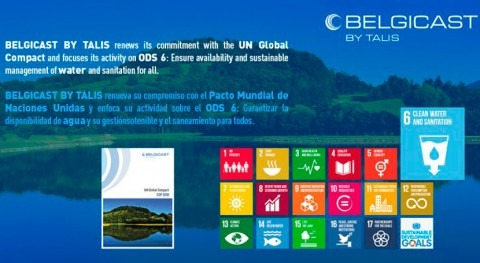 BELGICAST BY TALIS renueva compromiso Pacto Mundial Naciones Unidas