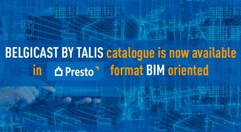 Catálogo BELGICAST ya disponible formato PRESTO