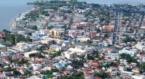 Ciudad de Belice (Wikipedia/CC).